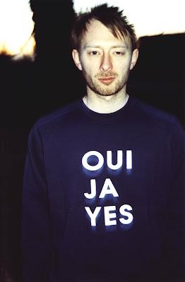 Radiohead: Nunca viste tanto de ellos.