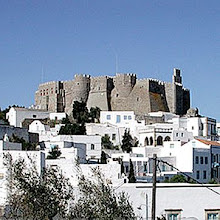 Monastery of St. John the Divine, Patmos Greece