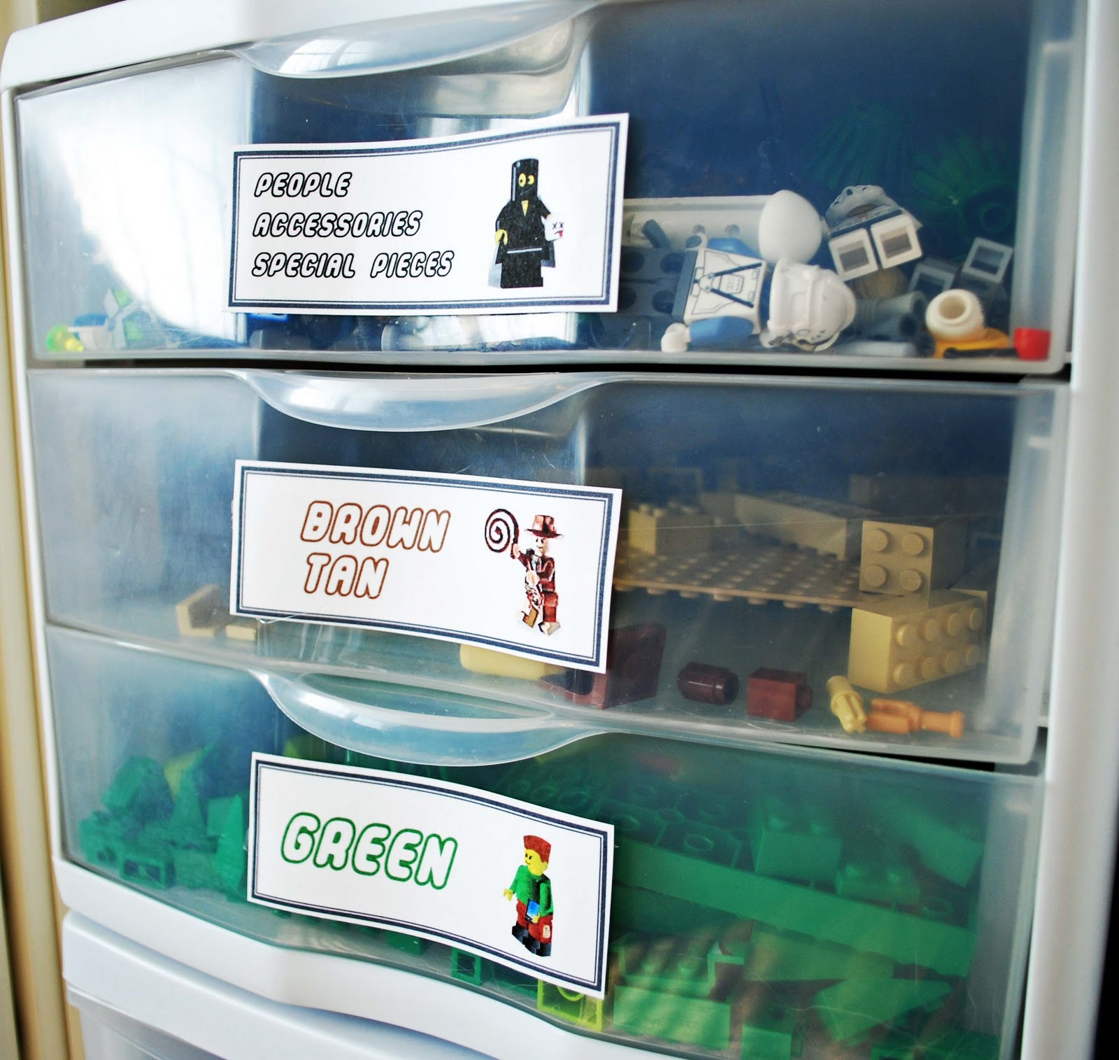 Mrs Jones Lego Storage Labels Free Download Updated