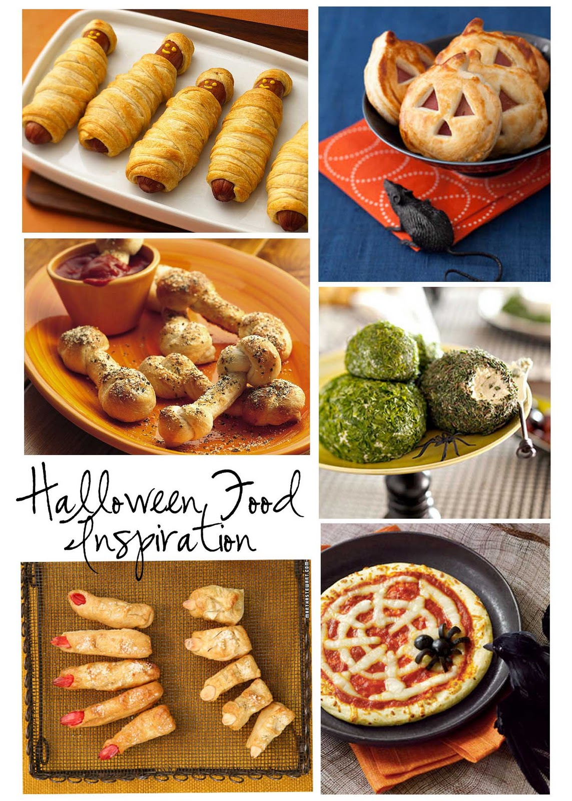 Halloween Kid Foods To Make