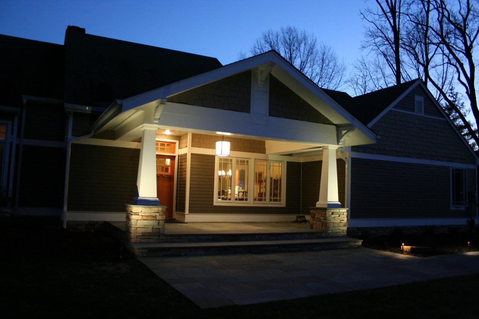 Inside Architecture Craftsman Porch