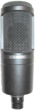 mike 39 s mics digital reference dr cx1 audio technica at2020. Black Bedroom Furniture Sets. Home Design Ideas