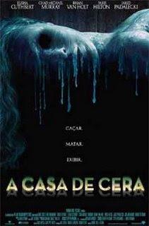 Baixar Filme A Casa de Cera – Dublado