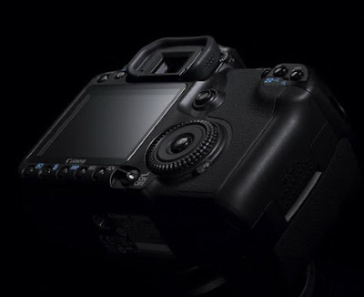 Photograph of the Rumored Canon 40D