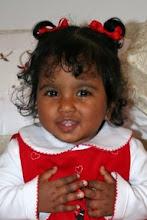 Jenya, 13 months old
