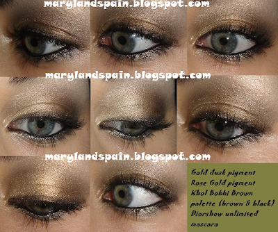 Look Marrones + Dorados-566-makeupbymariland