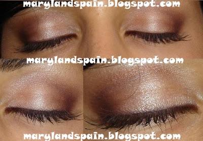 Look en Marron/Agranatado-556-makeupbymariland
