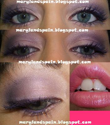 Look degradado en malvas-538-makeupbymariland