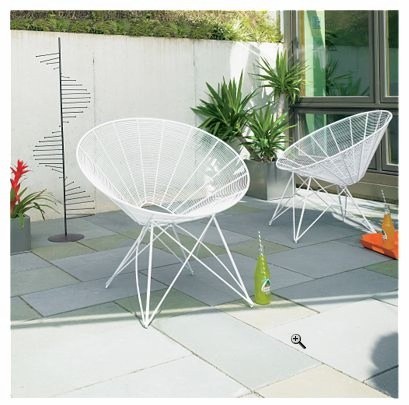 Nook: Patio Furniture @ cb2