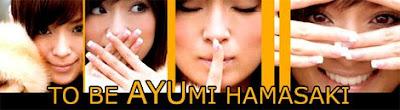 TO BE  Ayumi Hamasaki
