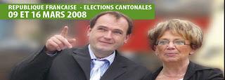 Cantonales 2008 - Canton de Sochaux - Grand-Charmont Tract1