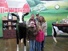 Dairy visit