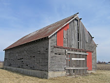 The corn crib