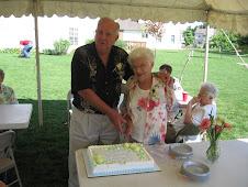 Larry an Marjorie Lahrman