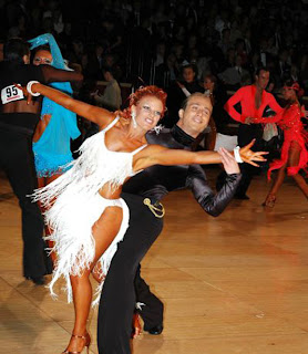 A Latin Riccardo Cocchi Joanne Wilkinson Intl on Samba Moves And Steps