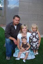 The Brett and Angela Larson Family