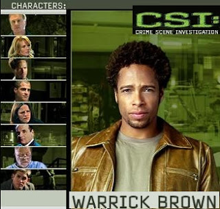 Warrick Brown