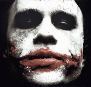 The Joker by Heath Ledger