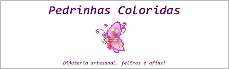 Pedrinhas Coloridas