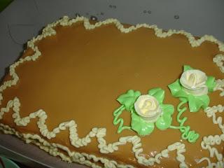 Caramel Cake By Costa Brava