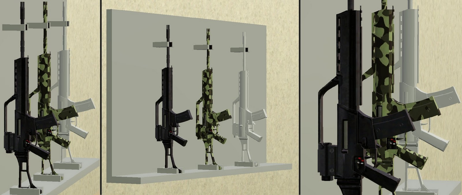 Simming In Magnificent Style Heckler Amp Koch G36 Assault