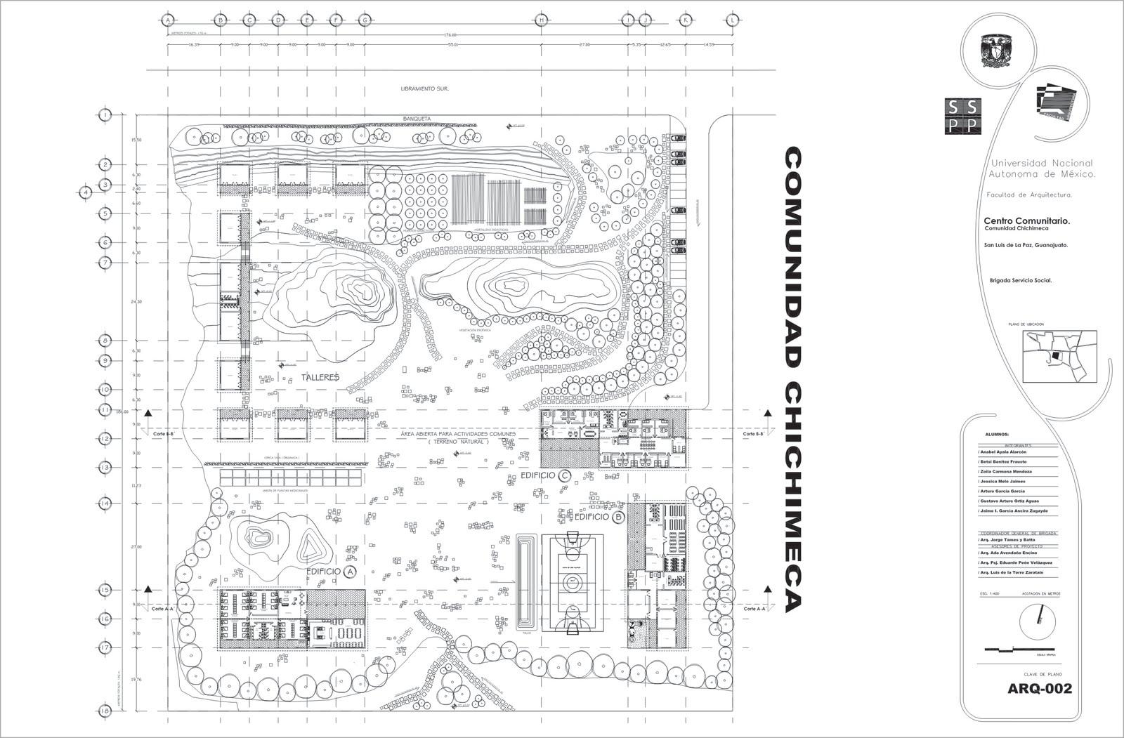 Entrega de proyecto for Pdf planos arquitectonicos
