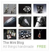 Etsy Mini Blog
