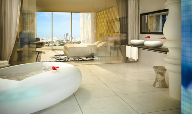 World S Most Amazing Hotel Bathrooms Luxury Dreaming