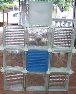 B v revestimientos ladrillos de vidrio - Ladrillo de cristal ...