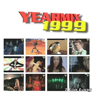 90s hits and mixes: TMF - YearMix 1999 (VIDEO + AUDIO MEGAMIX)