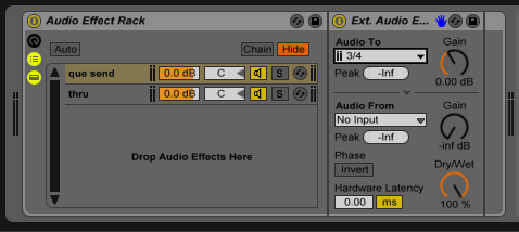 Noise etc : Ableton Tutorial - Cue/Master Mix