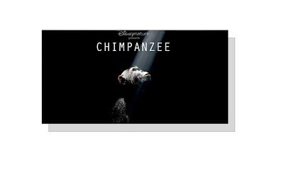 Création du label Disneynature DN+Chimpanzee