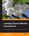 Drupal 6 Module Dev