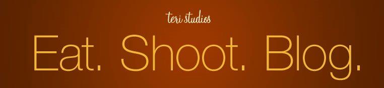 Teri Shoots Food