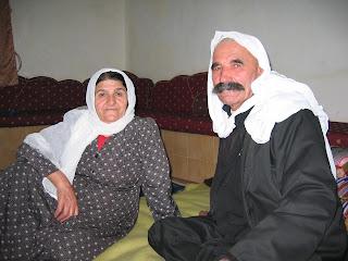Traditional Druze Attire