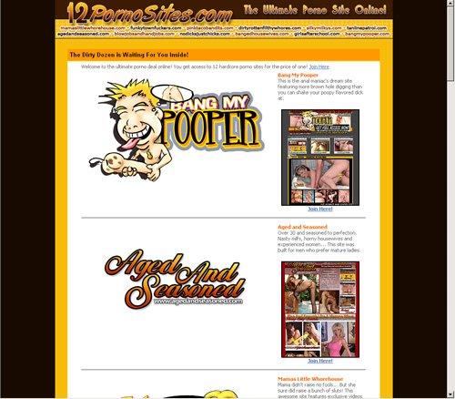 www.12pornosites.com