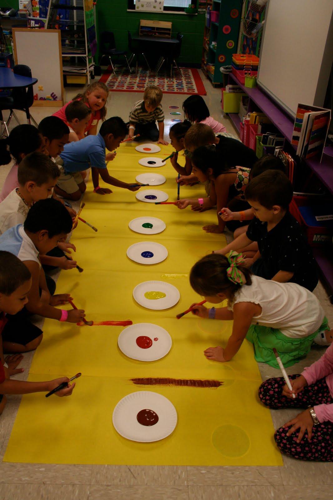 Kinder Garden: Mrs. Lee's Kindergarten: Brown Bear, Brown Bear Activities