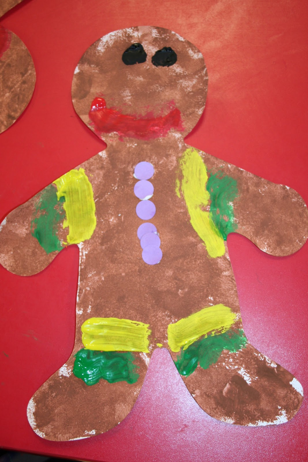 Mrs Lee S Kindergarten Gingerbread Activities And Centers