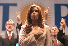 Cristina Presidenta 2007