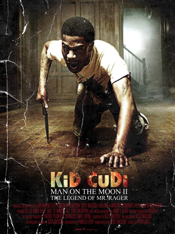 Perajok & Kanye West (в месте): Kid Cudi - Mr. Rager ...
