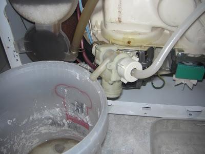 Favorit Spülmaschine zieht kein Wasser BC52