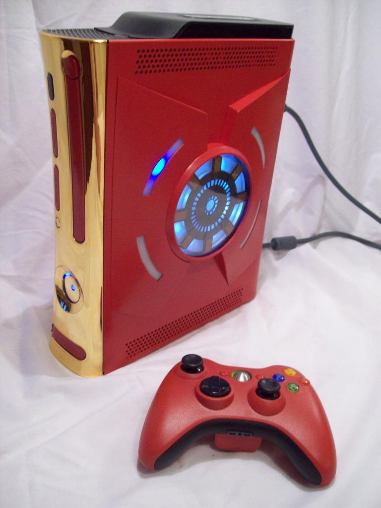 Cueio Geek!: Casemods de Xbox360 pra todo gosto [+