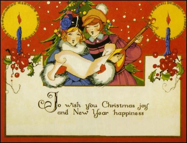 Pictorial Arts Vintage Cards