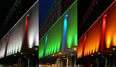 Estadio Nuevo De Atletico Nacional Iluminacion Con Leds De Alto Brillo - Iluminacion-por-leds