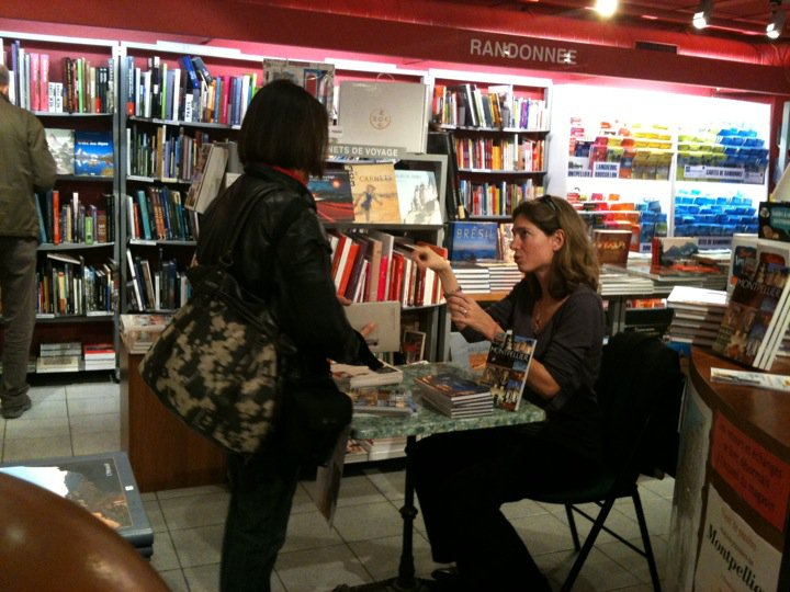 rencontres librairie sauramps