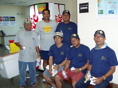 POUC Cleanup Crew