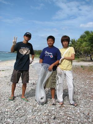 Saipan International School Students