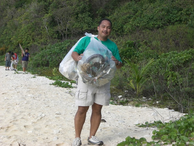 Bird Island Trash