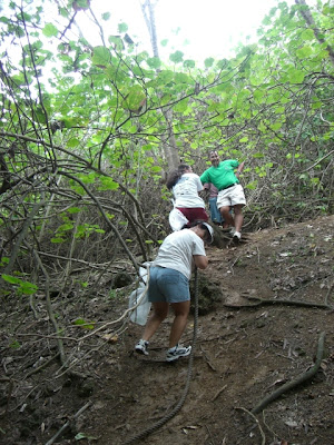Bird Island Marpi Trail