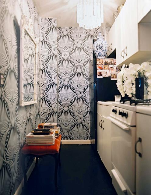 Lonny Magazine -Ryan Korban's kitchen abode